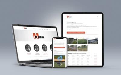 Vi lanserer ny nettside!