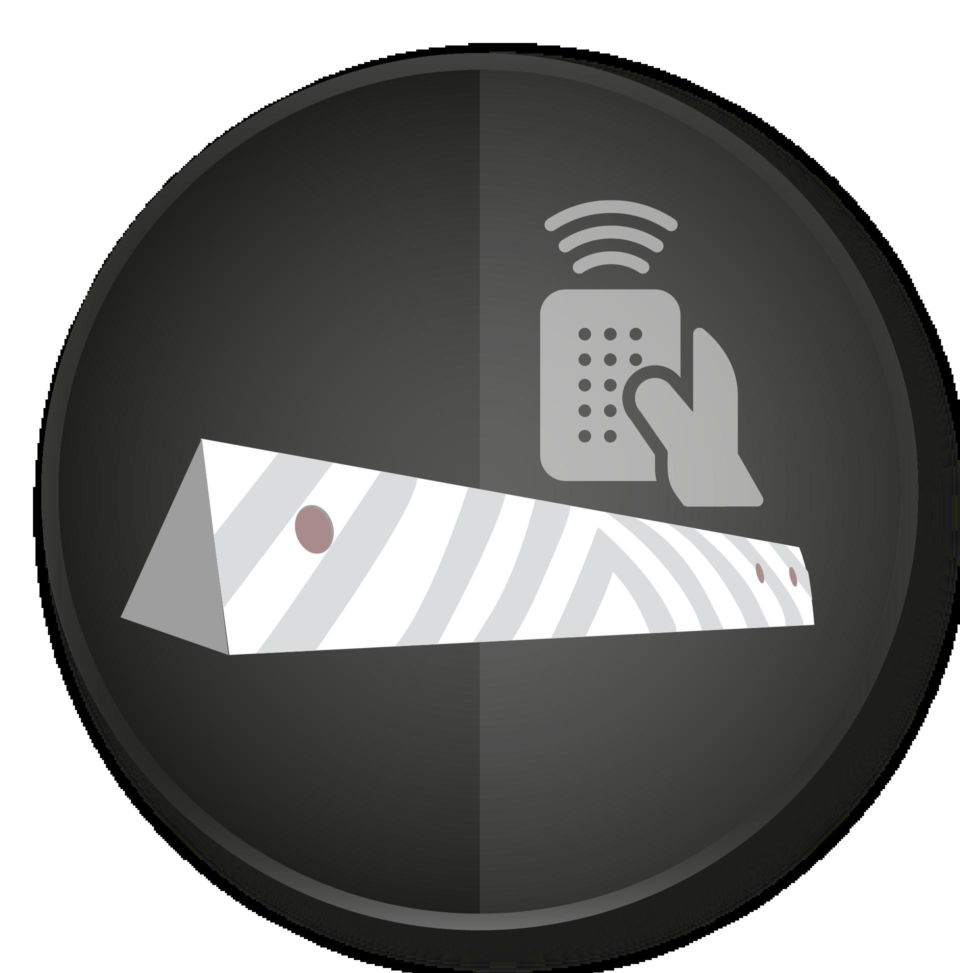 adgangskontroll, veiblokker